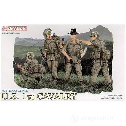 Fanteria US 1ST CAVALRY 1/35 (DR3312)