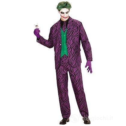 Costume Adulto Evil Joker M