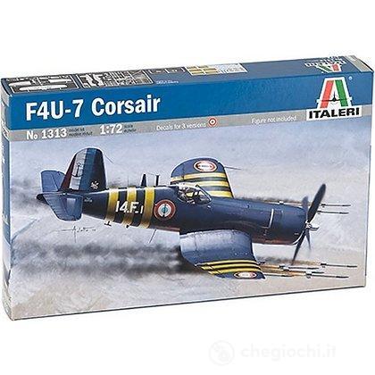 Aereo F4U - 7 Corsair (1313)