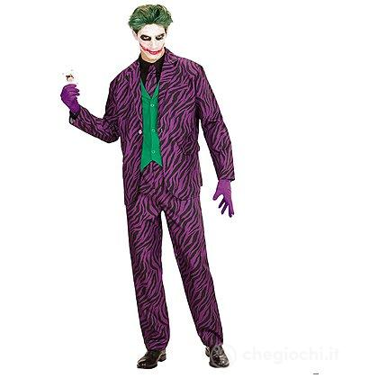 Costume Adulto Evil Joker L