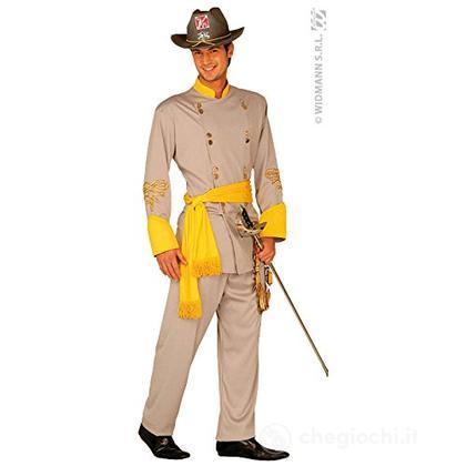 Costume Adulto Generale sudista taglia L (44313)
