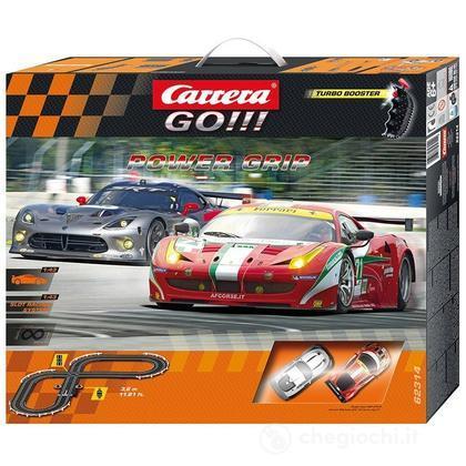 Pista Carrera GO Power Grip (623149)