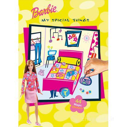 Magic Stickers - Barbie drean time princess