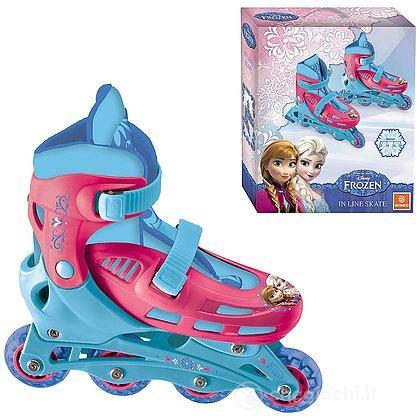 Pattini Adattabili Frozen, Taglia M, 33-36  (28314)