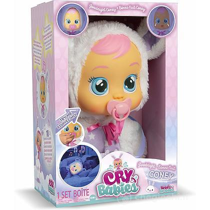 Cry Babies coniglietto Coney Ninna Nanna (93140)
