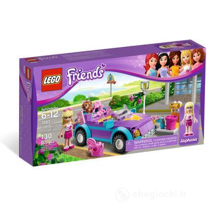 LEGO Friends - La decappottabile di Stephanie (3183)