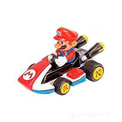 Veicolo retrocarica Mario Kart 8 - Mario (19315)