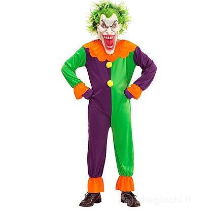 Costume Evil Joker 5-7 anni