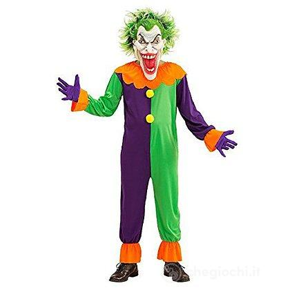 Costume Evil Joker 8-10 anni