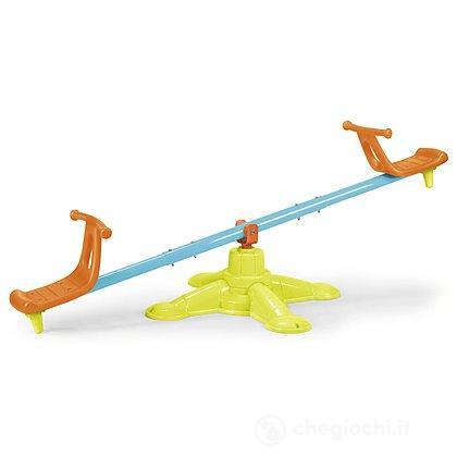 Dondolo Twister Seesaw con Barra di Ferro Rinforzata