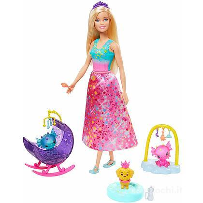 Barbie Fantasy Playset(GJK51)