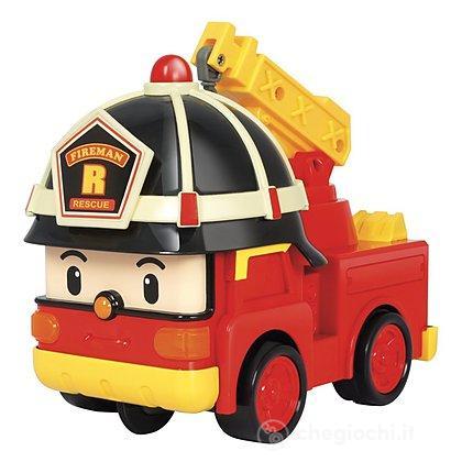 Robocar poli veicolo radiocomandato roy 83186 radiocomandati rocco giocattoli giocattoli - Radio car poli ...