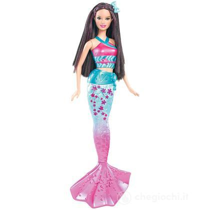 Barbie sirene modello 1 w2905 barbie mattel - Barbi la sirene ...