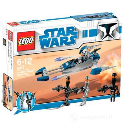 LEGO Star Wars - Assassin droids battle pack (8015)