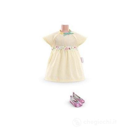 Vestito giallo amore (CKR73)