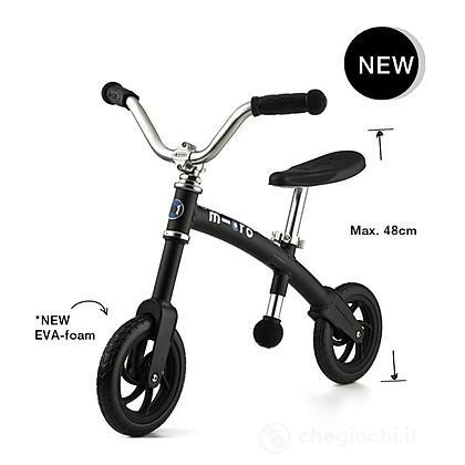 G-Bike Chopper Nera Bici senza pedali (MP36796)
