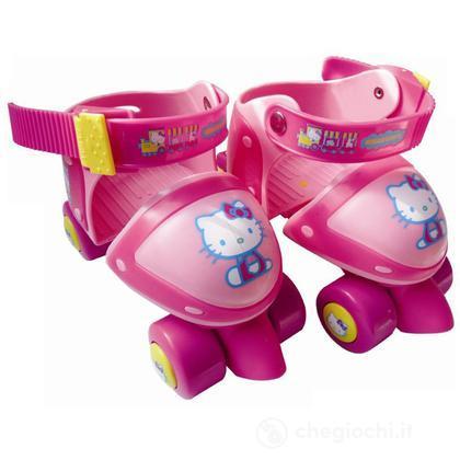 Hello Kitty Pattini A Rotelle (20574404)