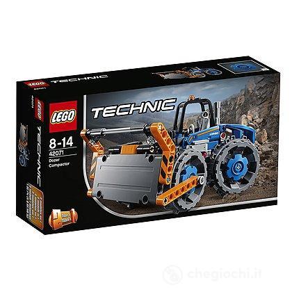 Ruspa compattatrice - Lego Technic (42071)