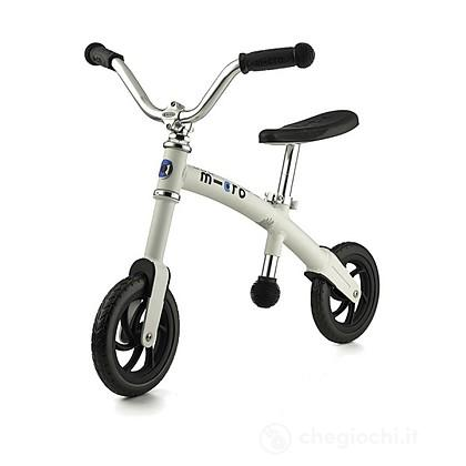 G-Bike Chopper Bianca Bici senza pedali (MP36797)