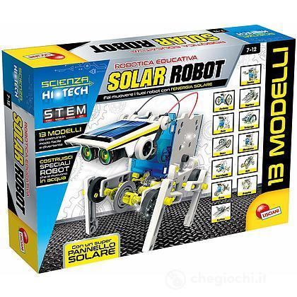 Scienza Hi Tech Robot 14 Modelli Energia Solare (73245)