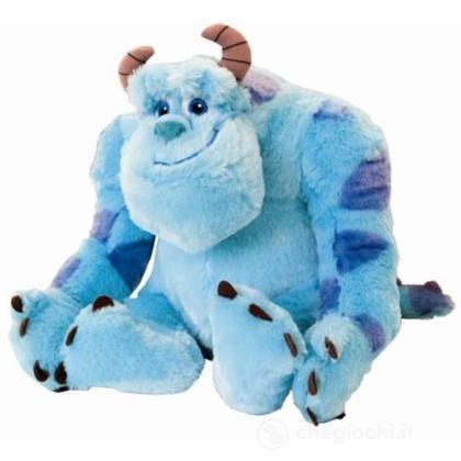 Peluche Monsters & Co. Sulley cm. 35 Appendibile (6315871325)