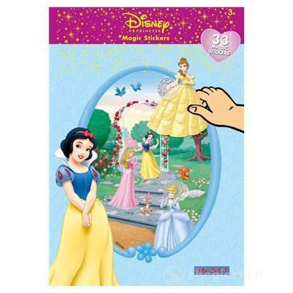 Magic Stickers - Principesse Disney