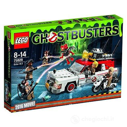 Veicoli Ecto-1 & 2 Ghostbusters - Lego Ideas (75828)
