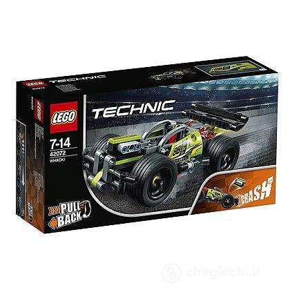 ROARRR! Auto da corsa - Lego Technic (42072)