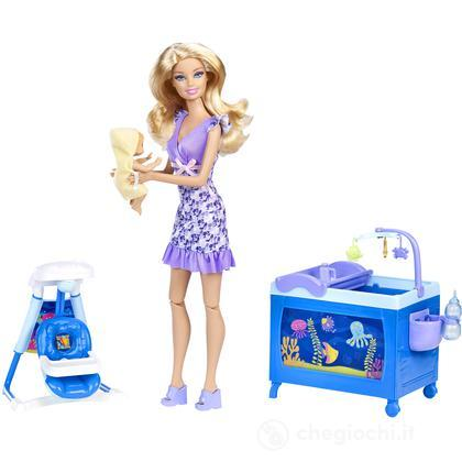 Barbie I Can Be Baby Sitter (Y4120)