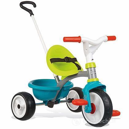 Triciclo Be Move Boy con ruote silenziose (7600740326)