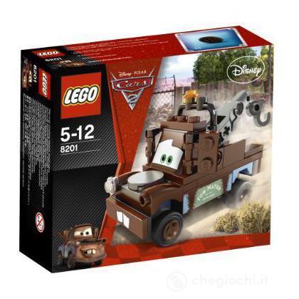 LEGO Cars - Carl Attrezzi - versione classica (8201)