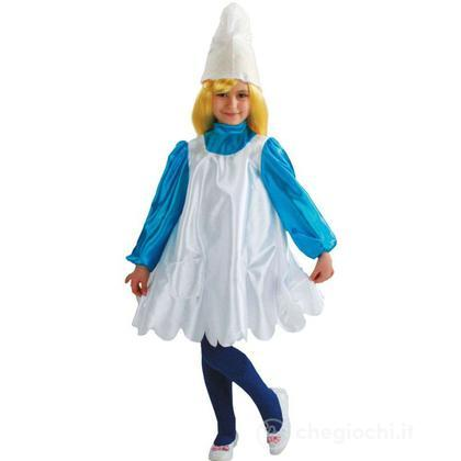 Costume Blue Smart puffetta Taglia V (63326)