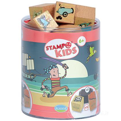 Stampo Kids - Pirati