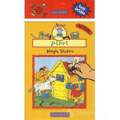 Magic Stickers - Pippi fuori casa