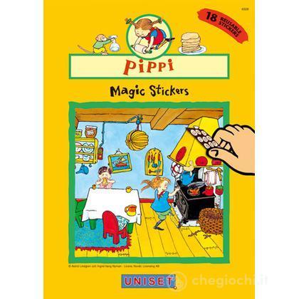 Magic Stickers - Pippi a casa