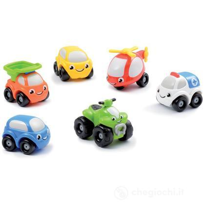 Vroom Planet Set 6 mini bolidi (7600211329)