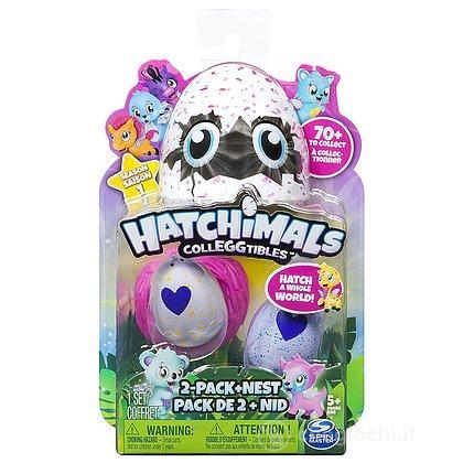 Hatchimals Collezionabili 2 Pack S1 (6034164)