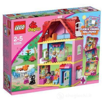 La casa rosa - Lego Duplo (10505)