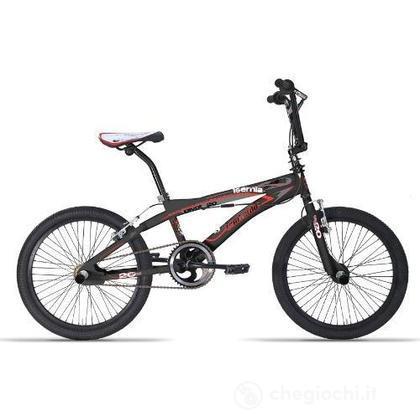 "Bici Bmx 20"" Isernia Black mat"