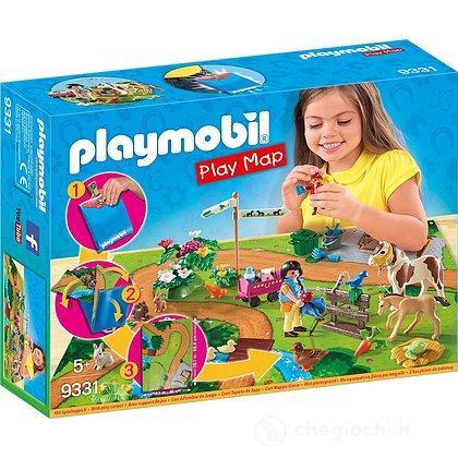Play Map - Passeggiata A Cavallo (9331)