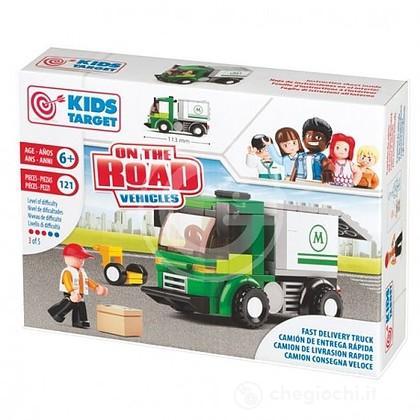 Camion Trasporto Merci (10331)