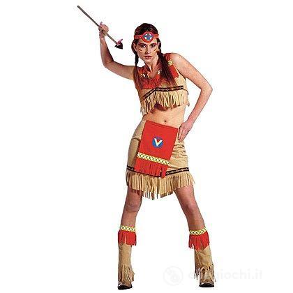 Costume Adulto Indiana M