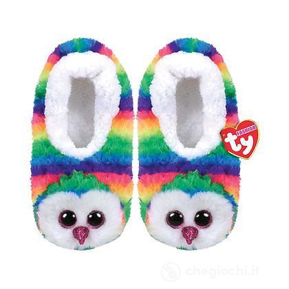 Pantofole gufo Taglia 33