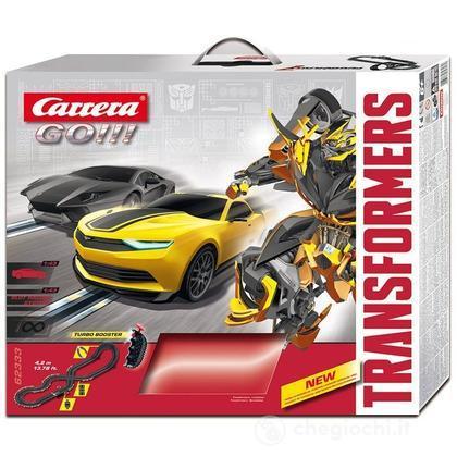 Pista Carrera GO Transformers (623330)