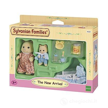 Bebè 2 Per Con Personaggi4333Sylvanian Corredo Families W9IH2eEDY