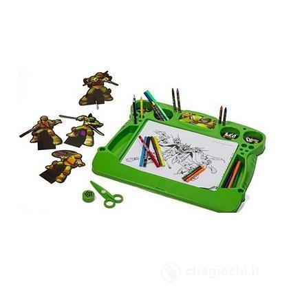 Ninja Turtles Activity Desk (3816)