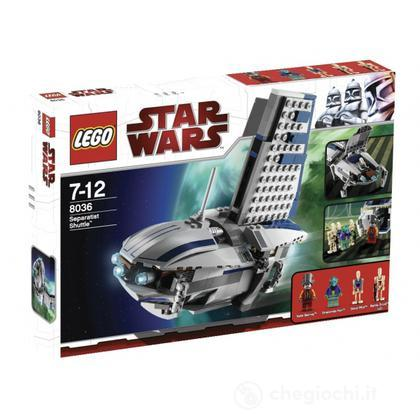 LEGO Star Wars - Separatists shuttle (8036)