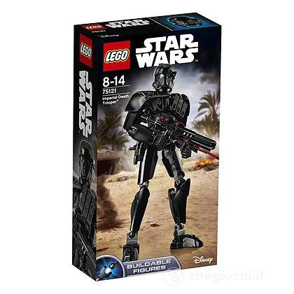 Action Figure Imperial Death Trooper - Lego Star Wars (75121)