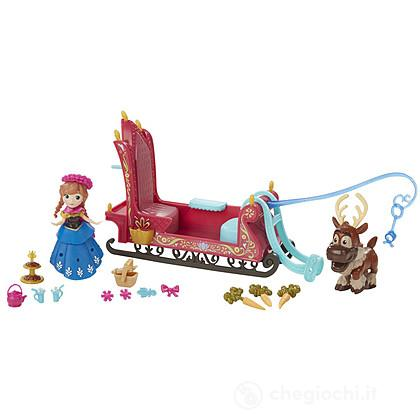 Playset Frozen corsa in slitta (BAM0261)