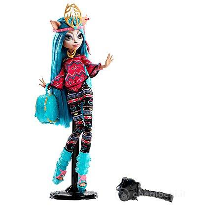Isi Dawndancer Monster High Erasmus da Paura (CJC61)